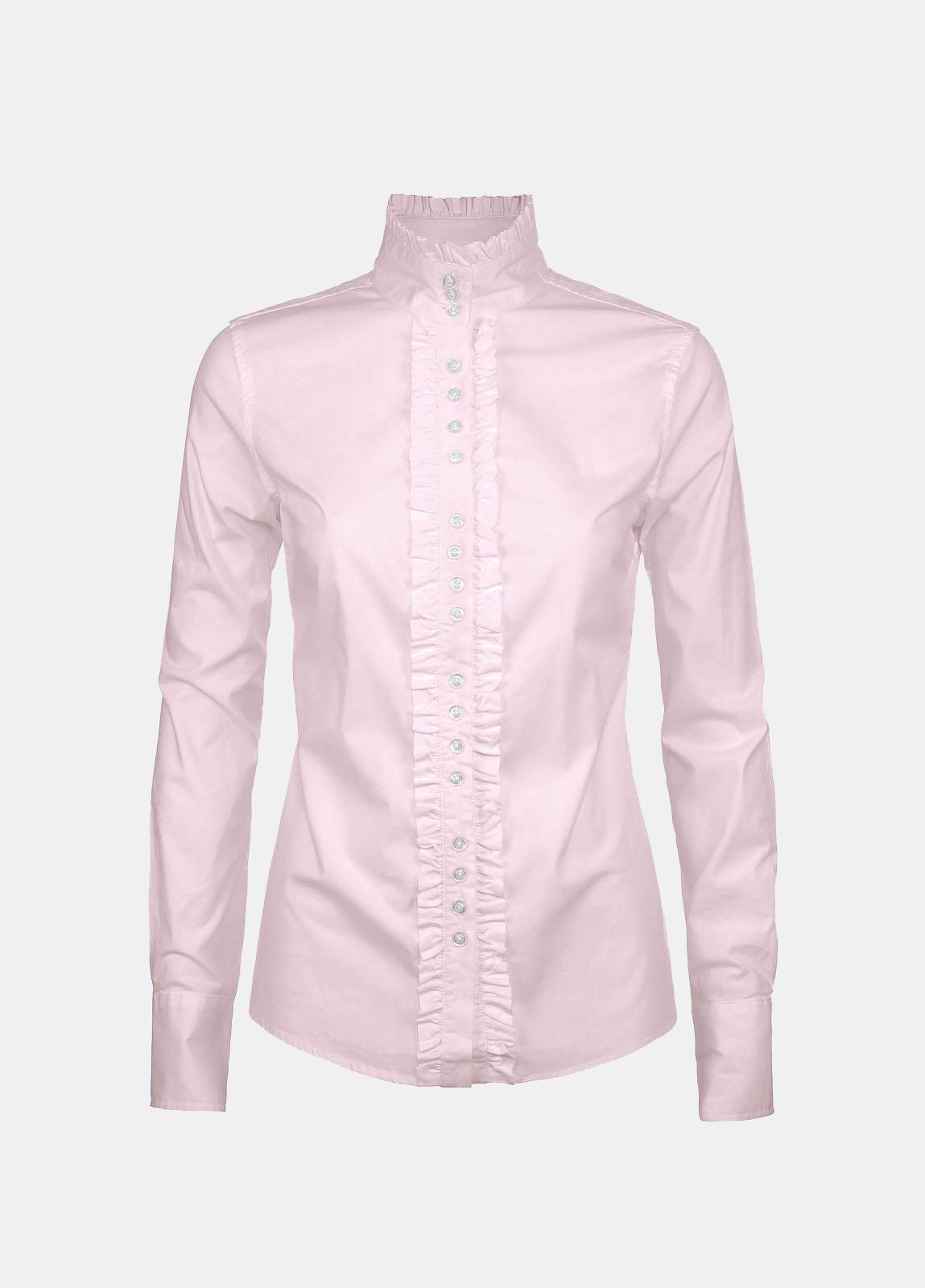 Chamomile Shirt - Pale Pink
