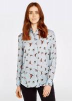 Briarrose Shirt - Blue Multi