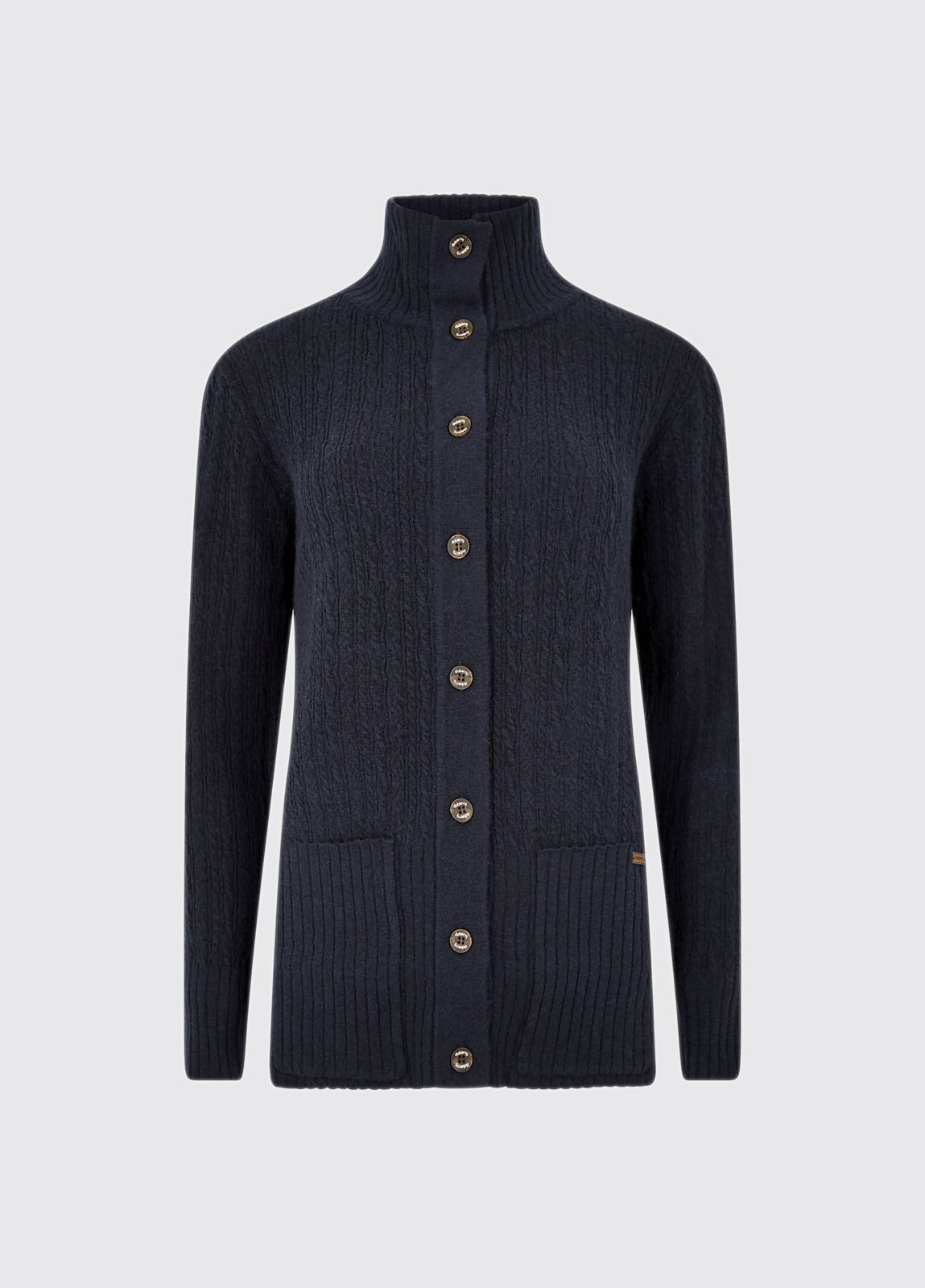 Crofton Cardigan - Navy