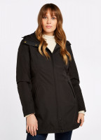 Bunratty Travel Coat - Black