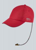 Paros Crew Cap - Red