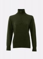 Coleraine Sweater - Olive