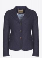 Buttercup Tweed Jacket - Navy