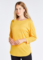 Templehouse Tunic Top - Goldfinch