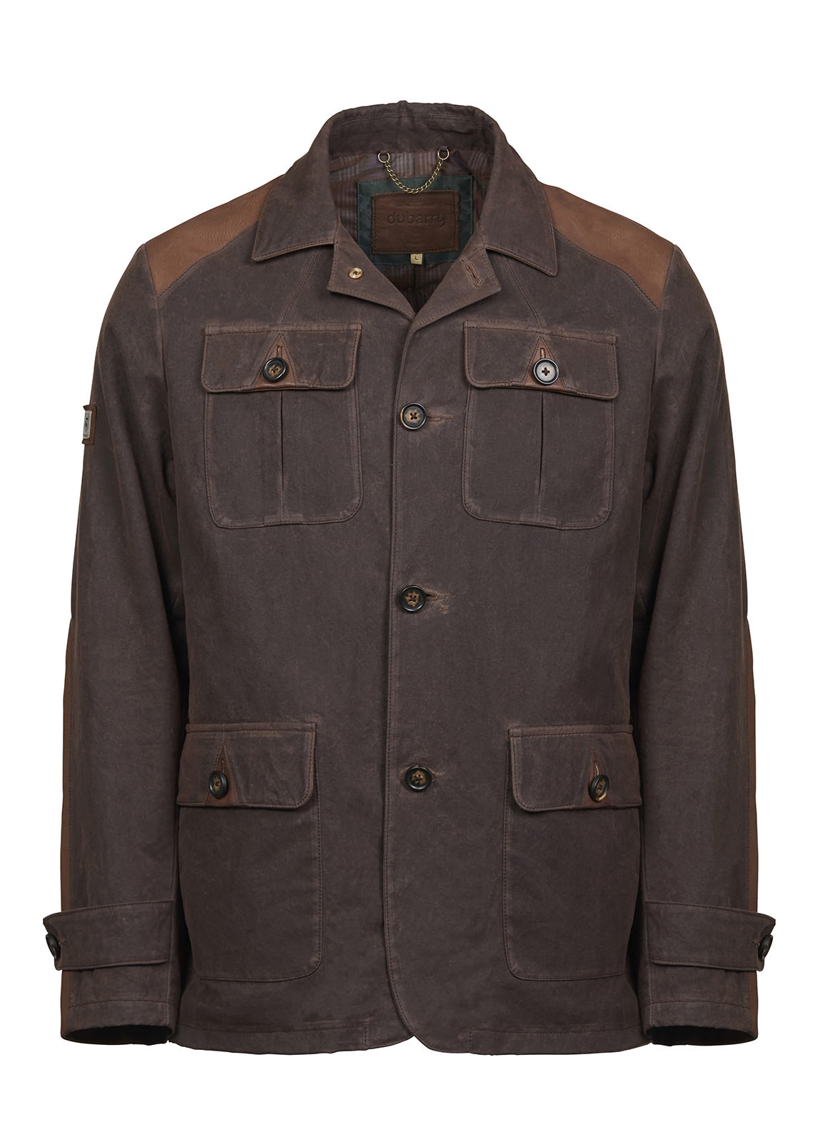 Dubarry_ Glenview Country Jacket - Old Rum_Image_2
