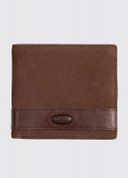 Drummin Leather Wallet - Walnut