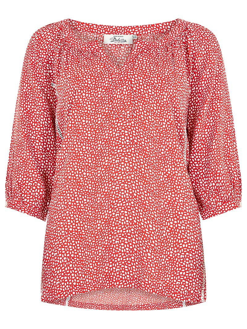Dubarry_Dahlia Shirt - Poppy_Image_2