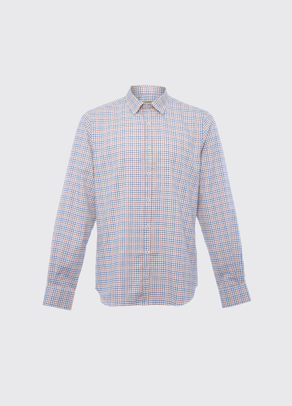 Foxford Shirt - Cardinal