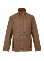 Carrickfergus Waxed Jacket - Cigar