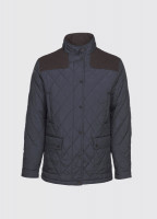 Castlemartyr Quilted Jacket - Navy