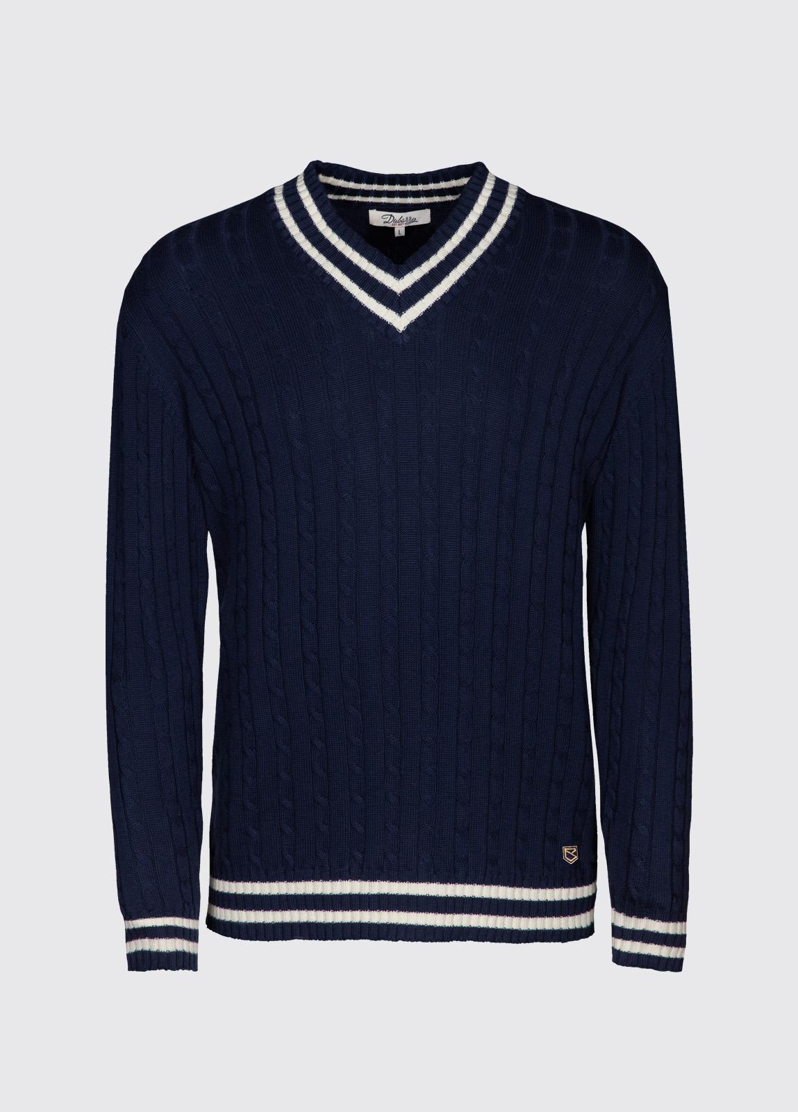 Rosbeg Sweater - Navy