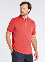Harcourt Polo - Imperial Red