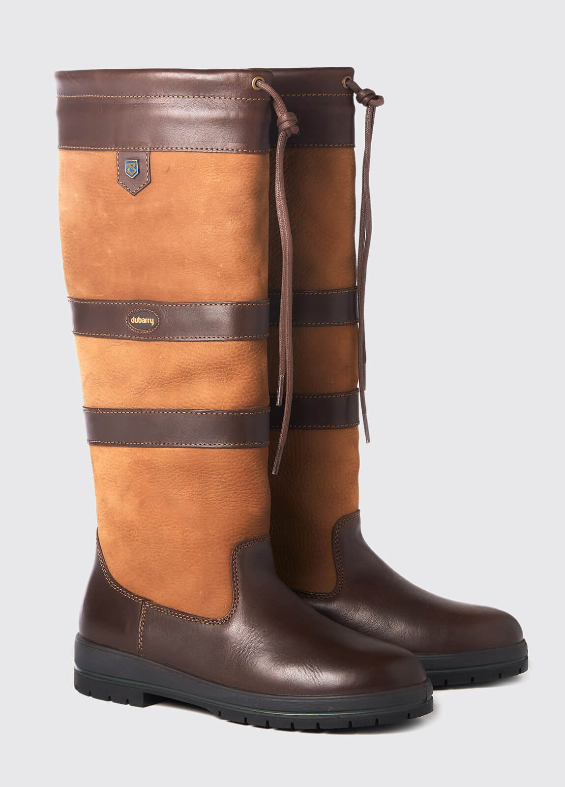 Galway Country Boot - Brown