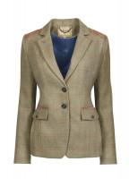 Pearlwort tweed blazer - Acorn