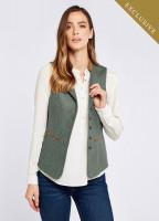 Spindle Tweed Waistcoat - Rowan