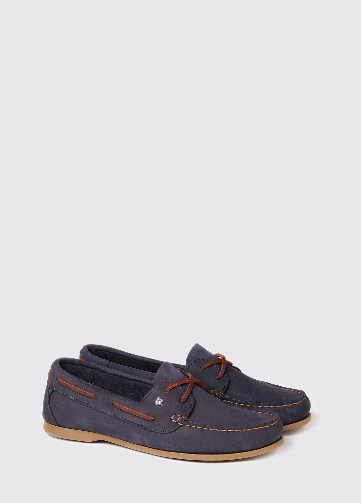 Aruba Deck Shoe - Denim