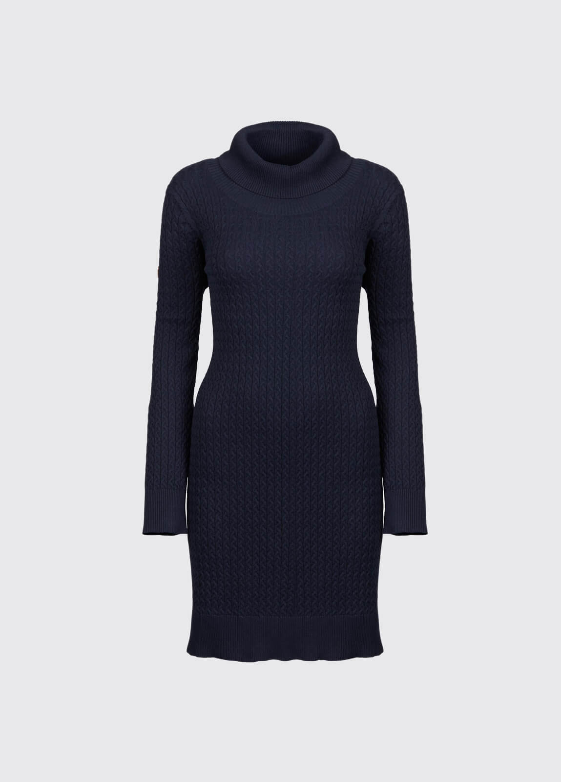 Renvyle Sweater Dress - Navy