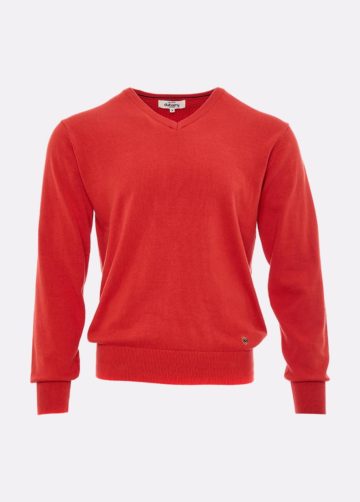 Carson Sweater - Saffron