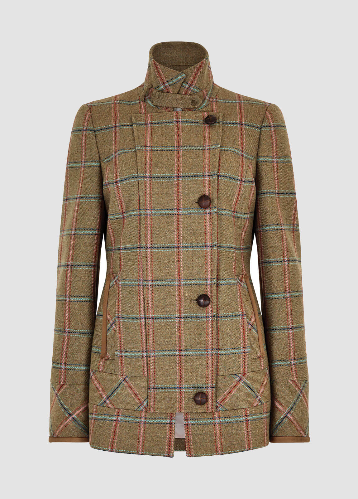 Willow Tweed Jacket - Meadow