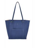 Arcadia Tote Bag - Royal Blue