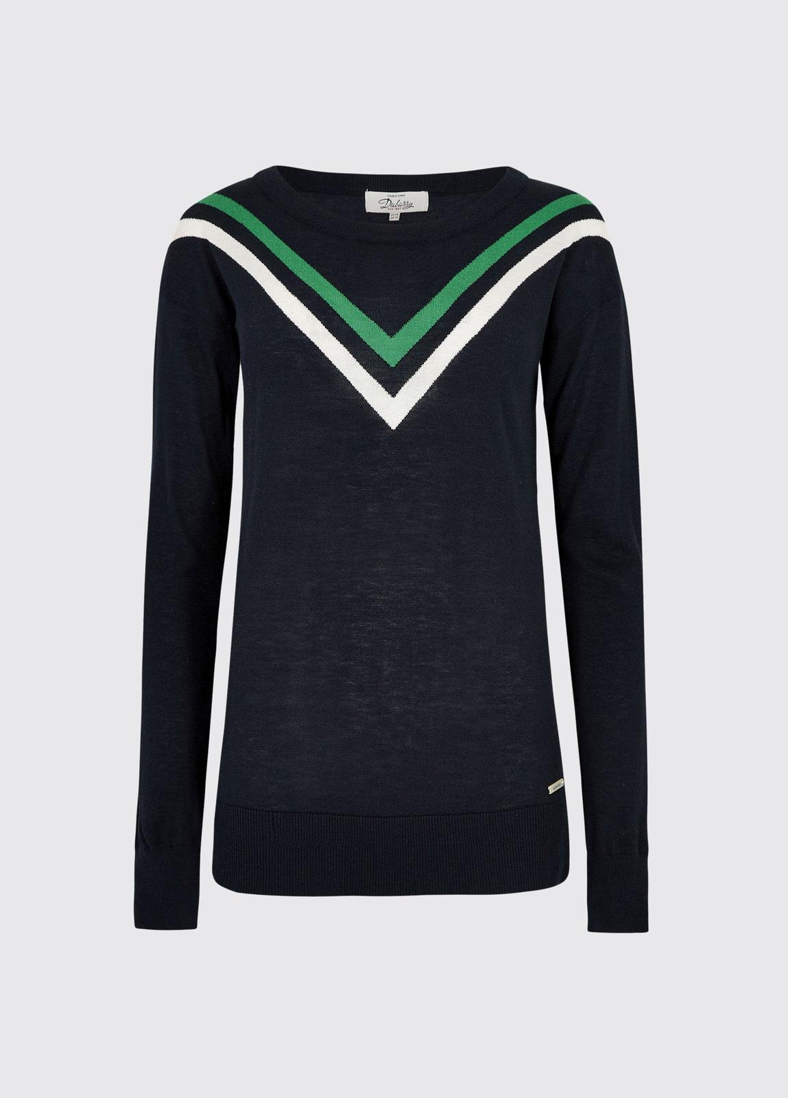 Ballybrit Sweater - Navy