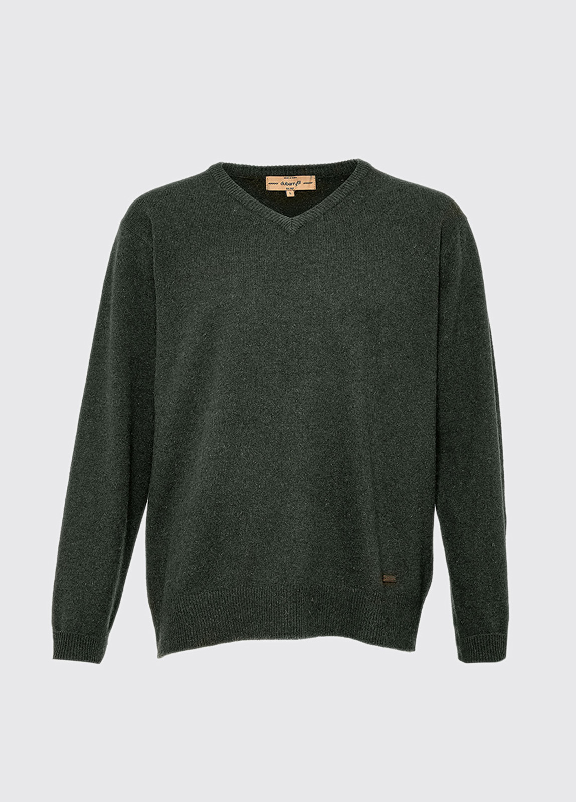 Kilduff V-Neck Sweater - Olive