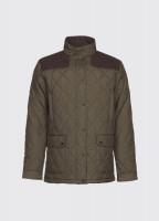 Castlemartyr Quilted Jacket - Olive