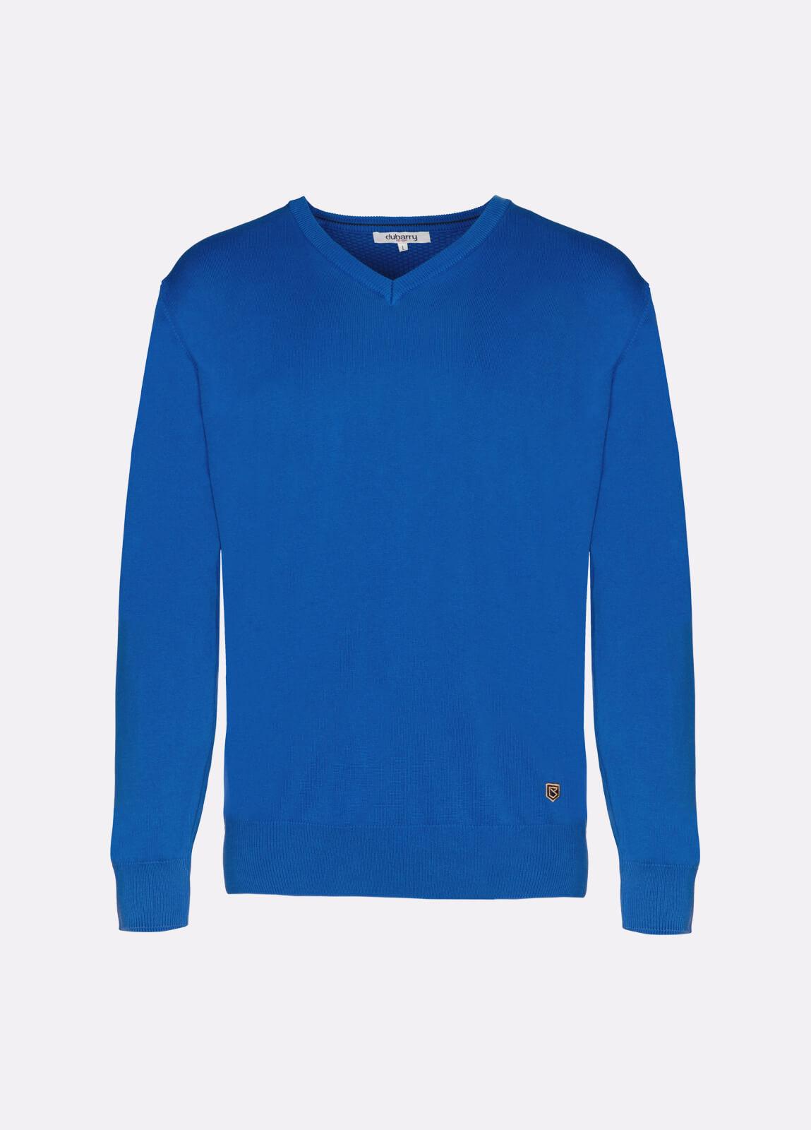 Carson Sweater - Cobalt