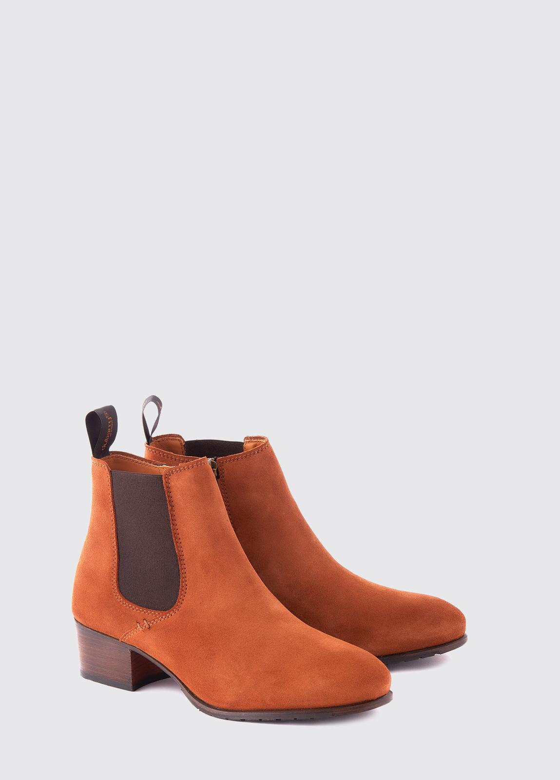 Bray Chelsea Boot - Camel