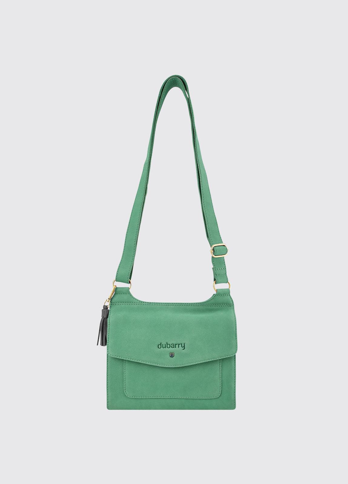Amberhill Messenger Bag - Kelly Green