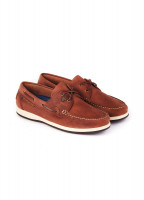 Sailmaker X LT Boat Shoe - Chestnut