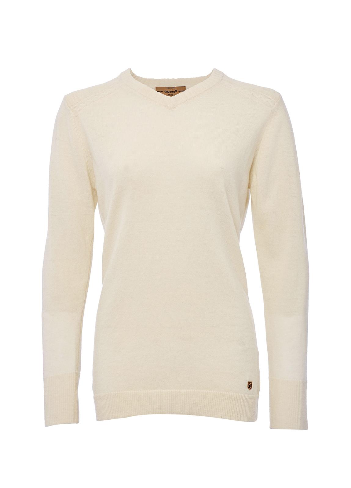 Dubarry_ Ballycastle Sweater - Ivory_Image_2