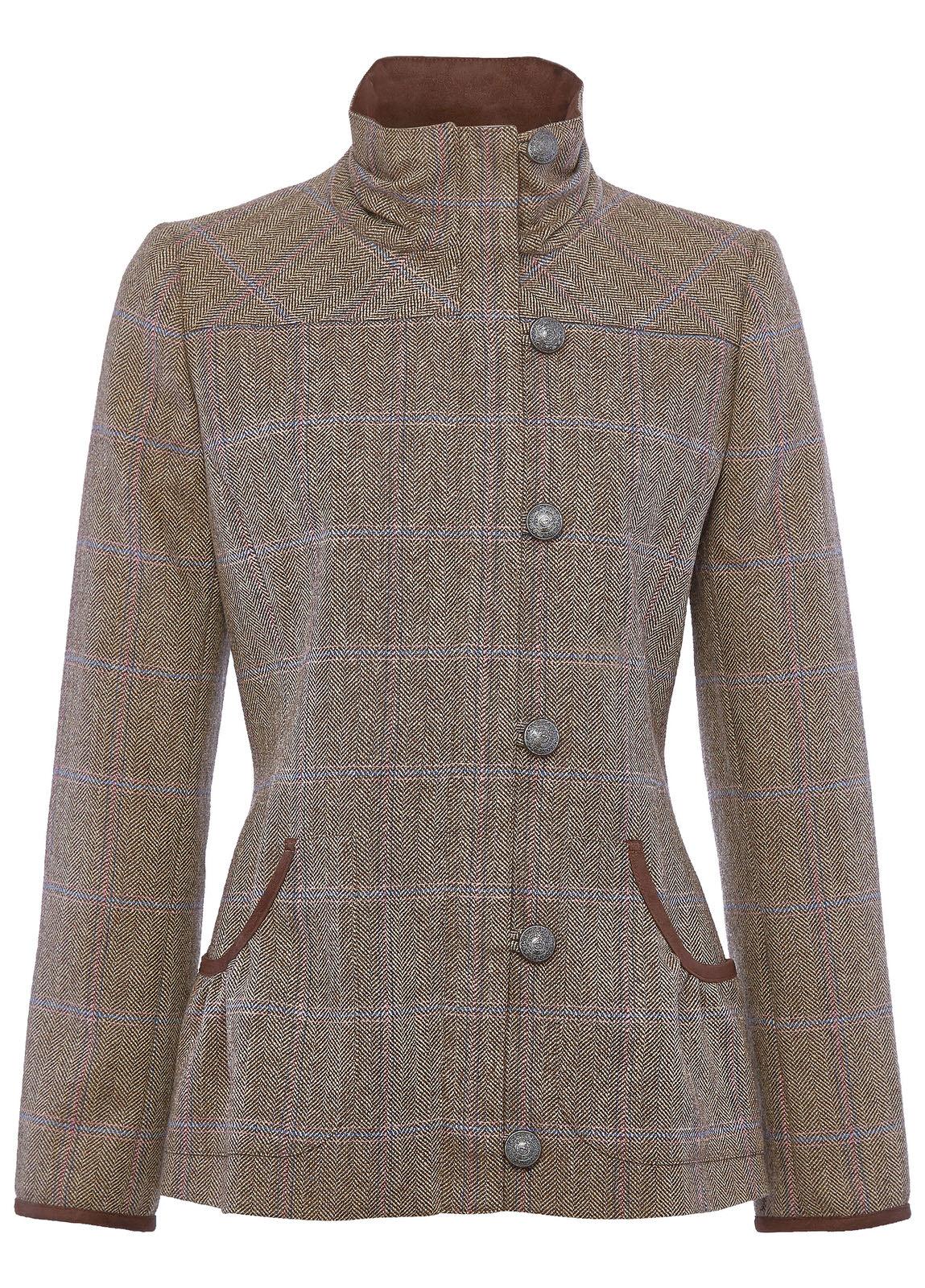 Bracken_Tweed_Coat_Woodrose_Image_1
