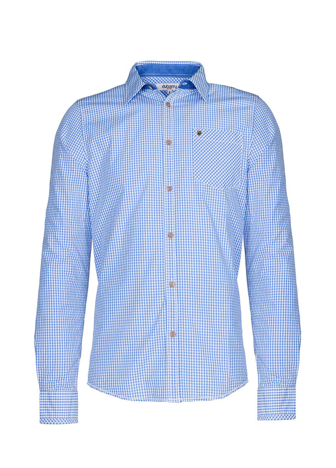 Dubarry_ Clonbrock Shirt - Blue_Image_2