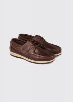 Atlantic Deck Shoe - Chestnut