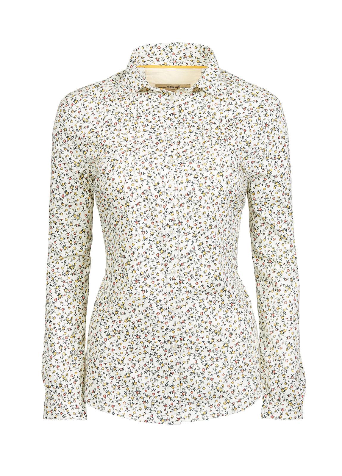 Dubarry_ Brooklime Ladies Shirt - Royal Blue_Image_2