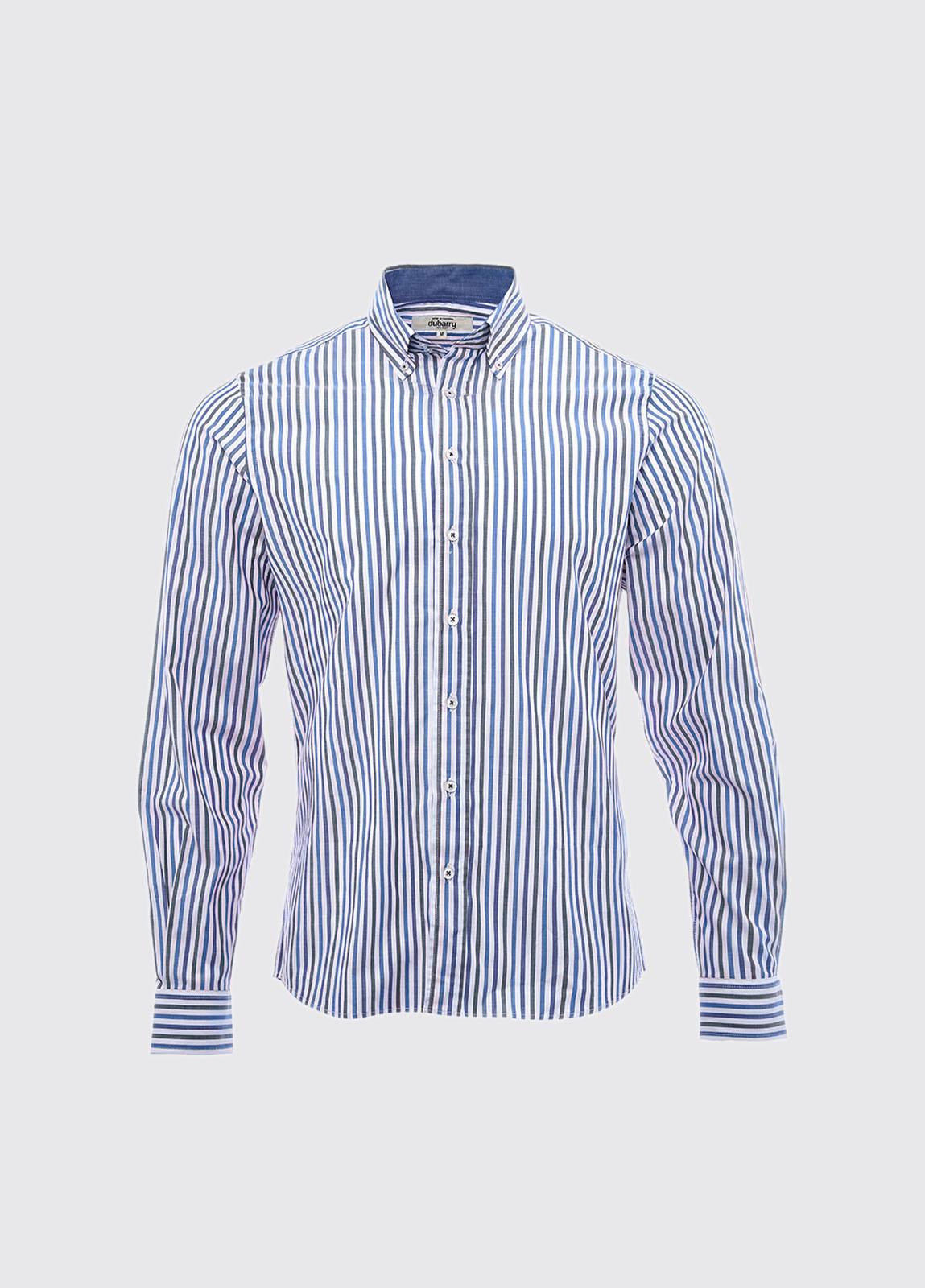 Kinvara striped shirt - Navy Multi