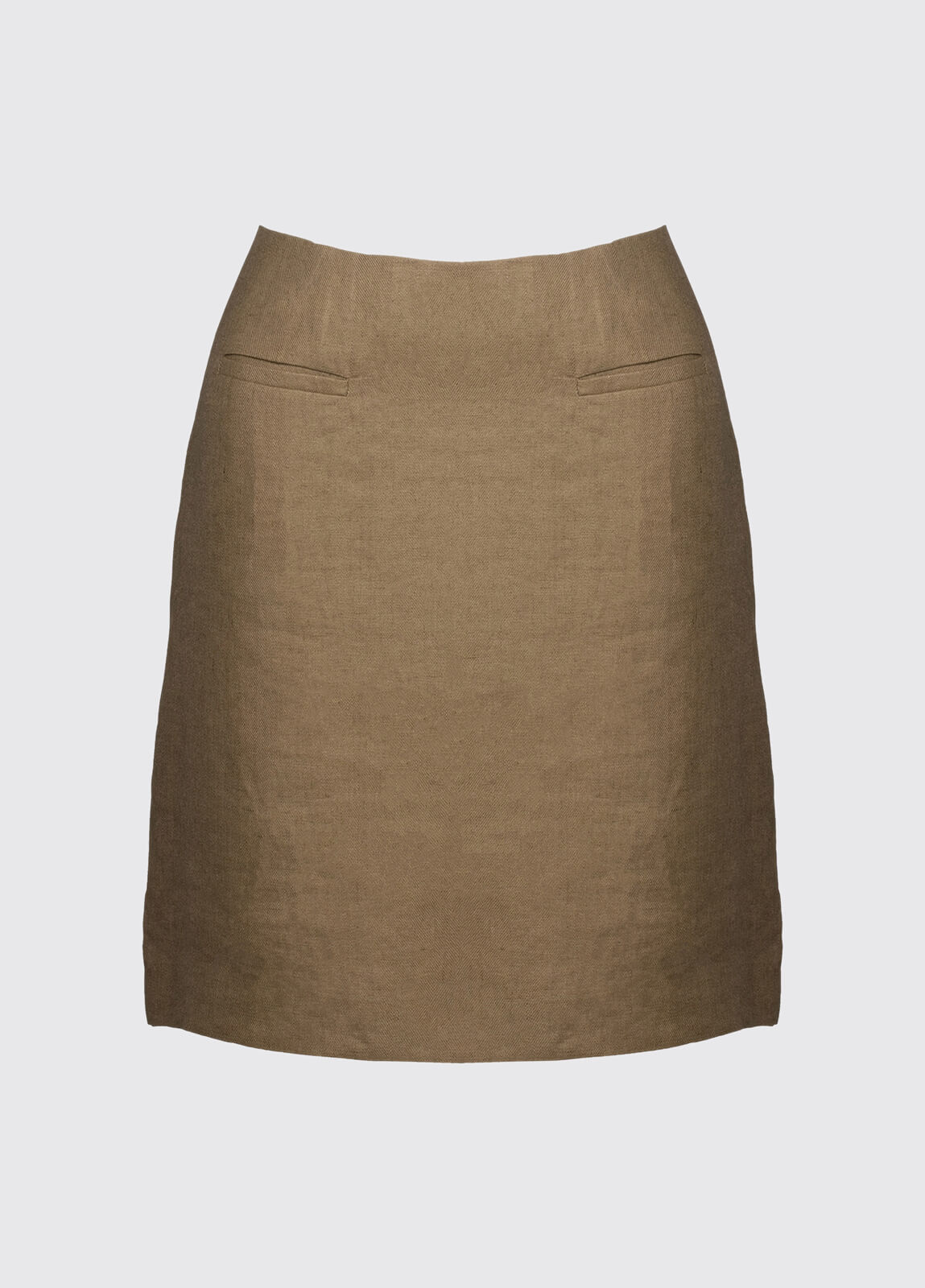 Sunflower Linen Ladies Skirt - Sage
