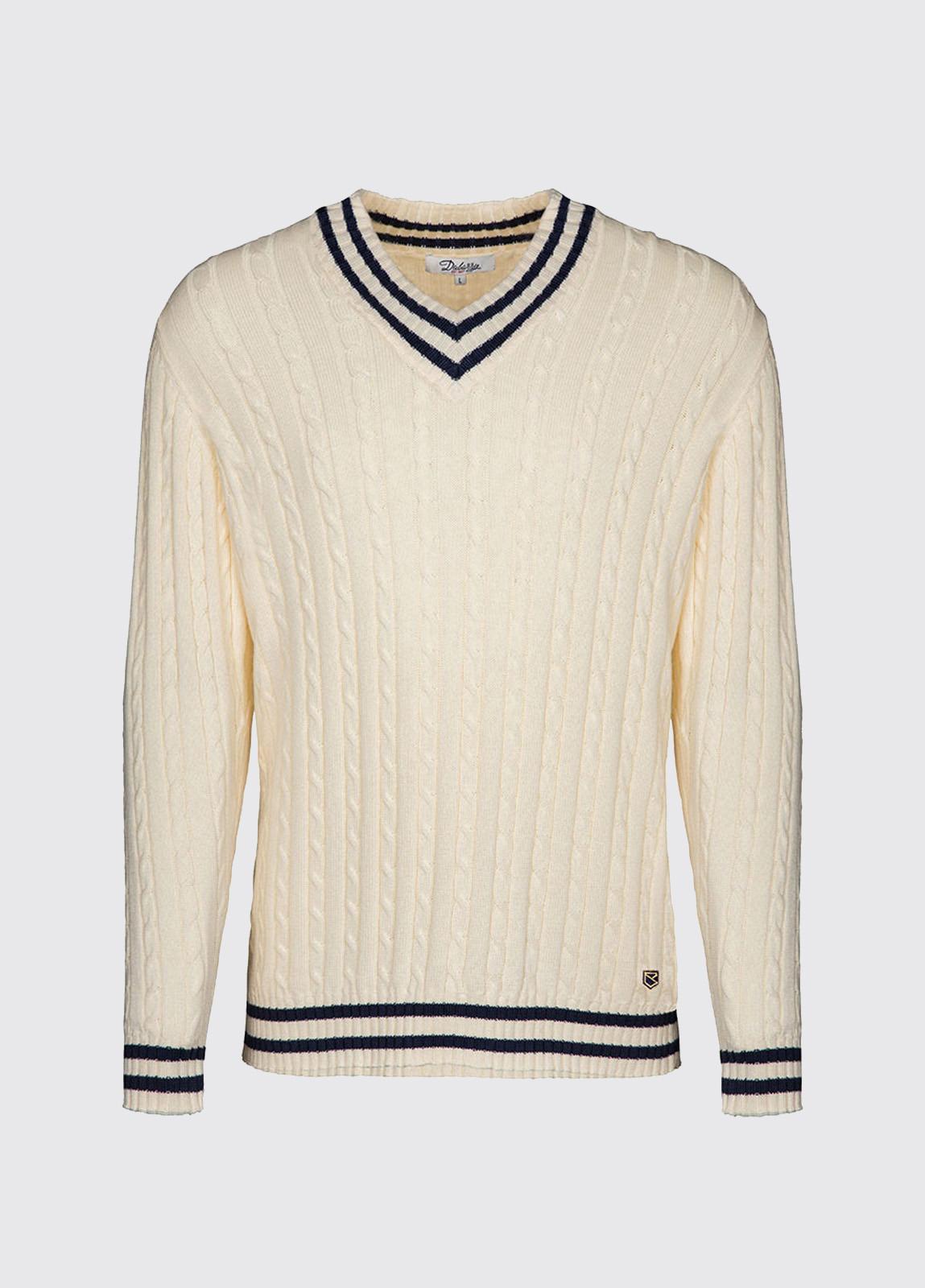 Rosbeg Sweater - Sail White