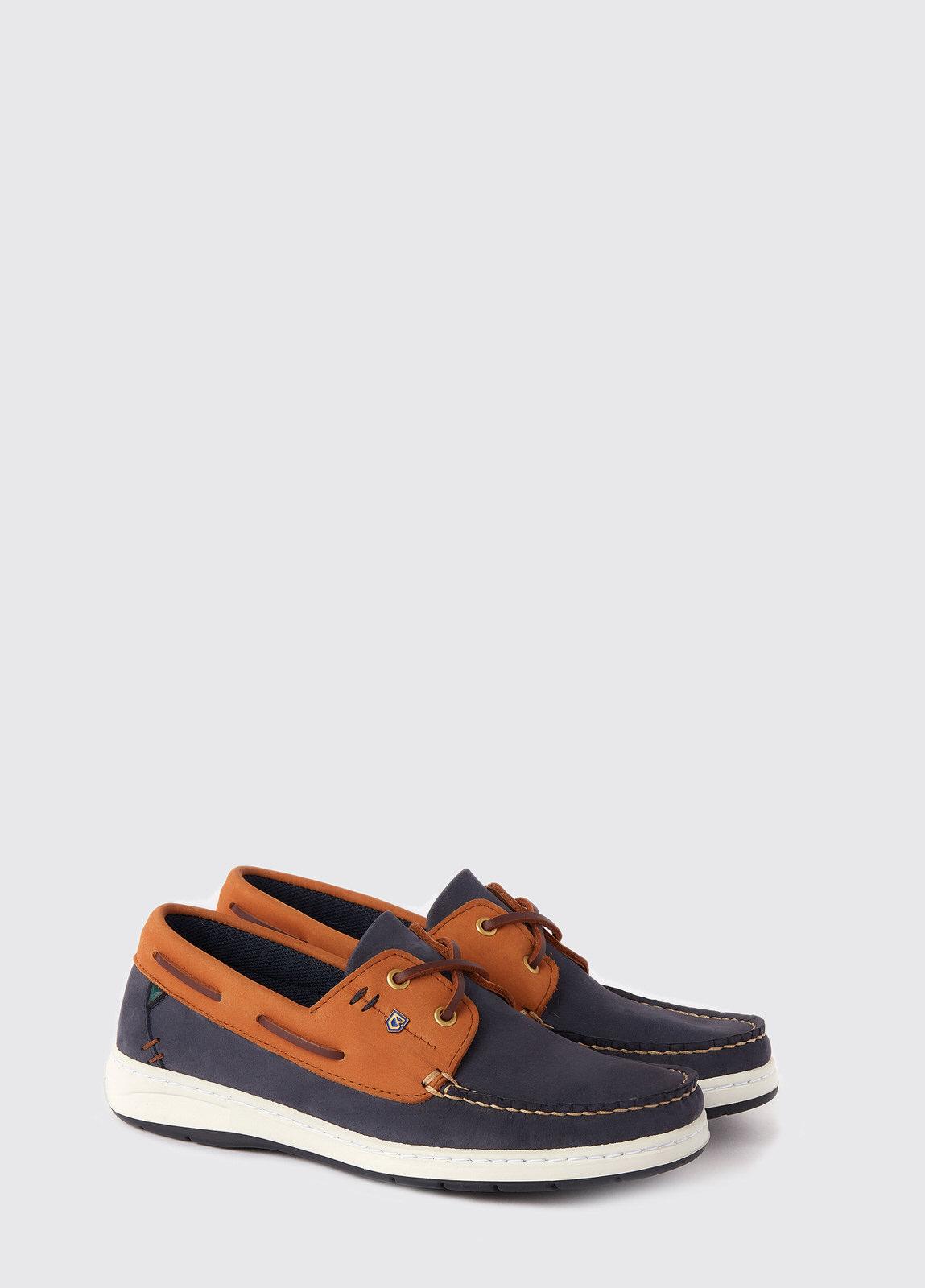 Florida Deck shoes - Denim/Tan