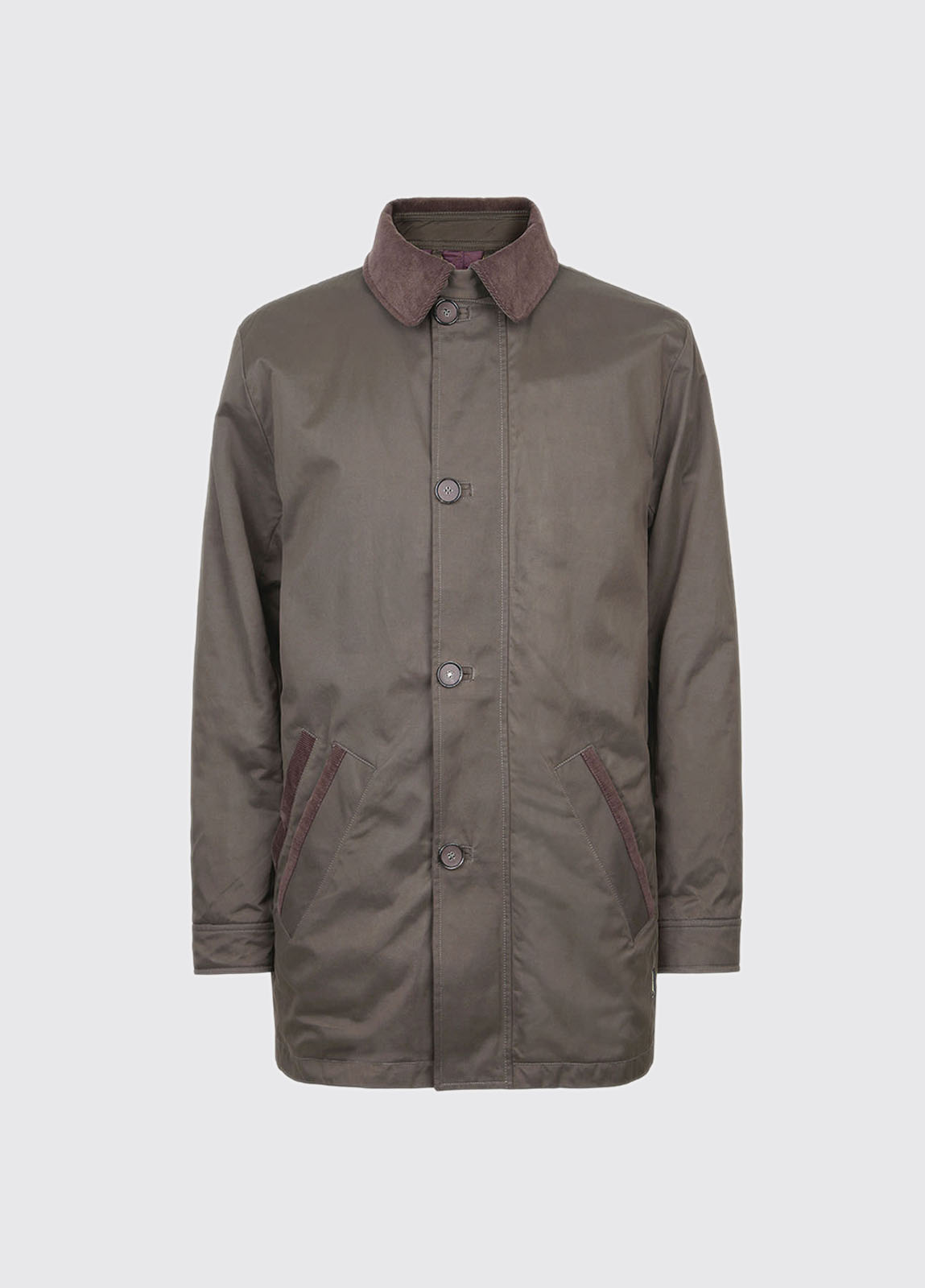 Doyle Men's Waterproof Jacket - Verdigris