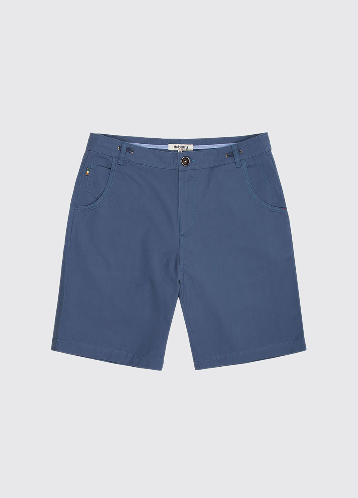 Erne Mens Shorts - Denim