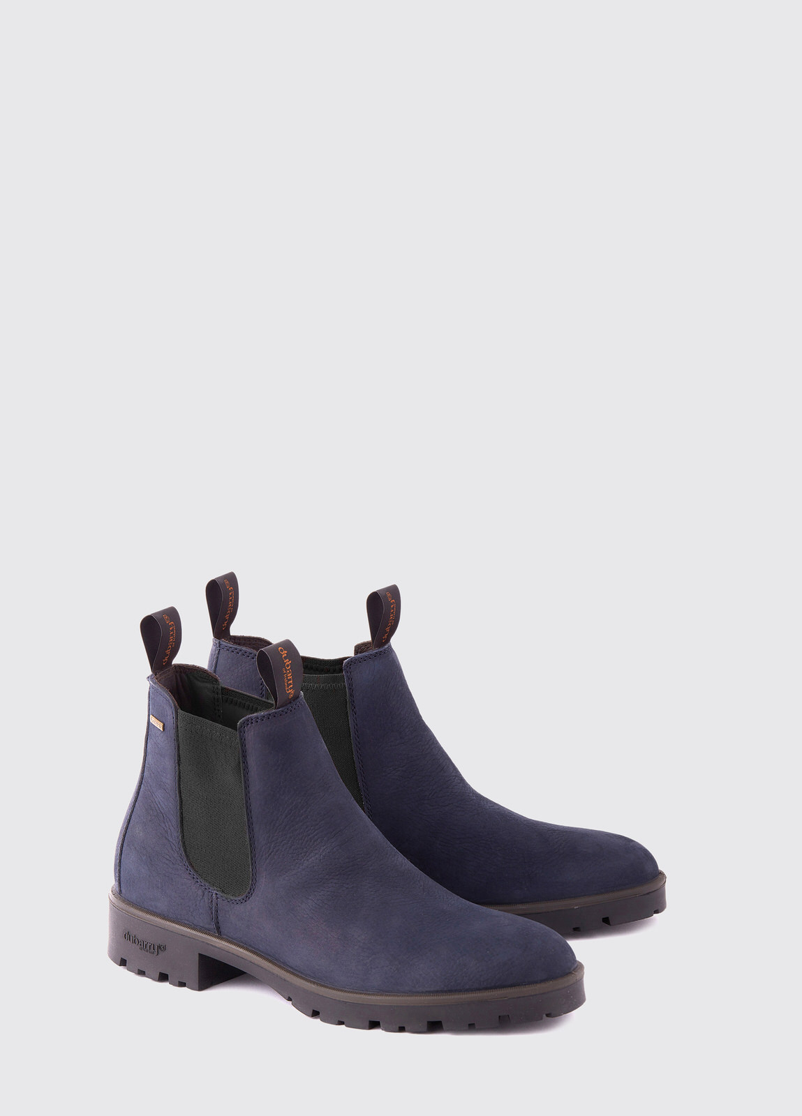 Antrim Country Boot - Navy