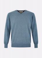 Carson Sweater - Denim
