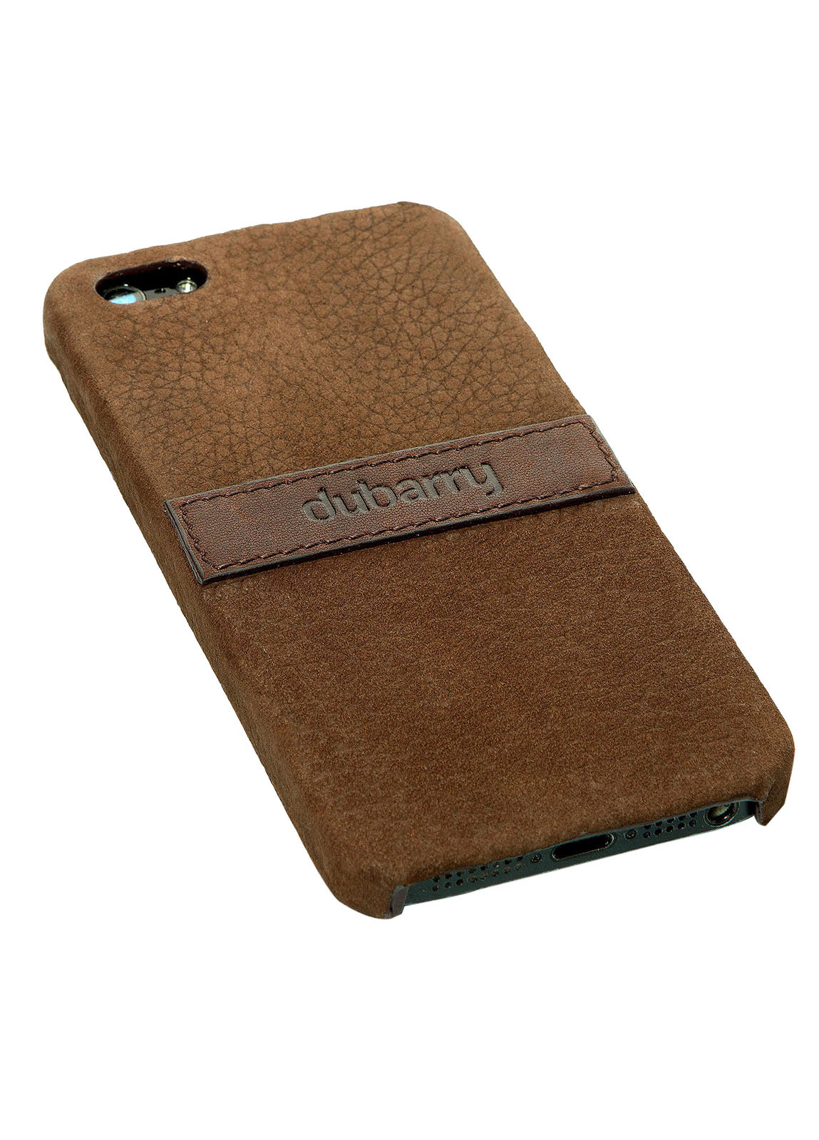 Portlaw Phone Case - Walnut