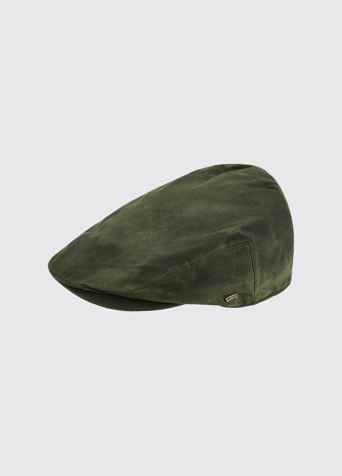 Fitzpatrick Flat Cap - Olive
