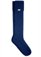 Alpaca Socks - Navy