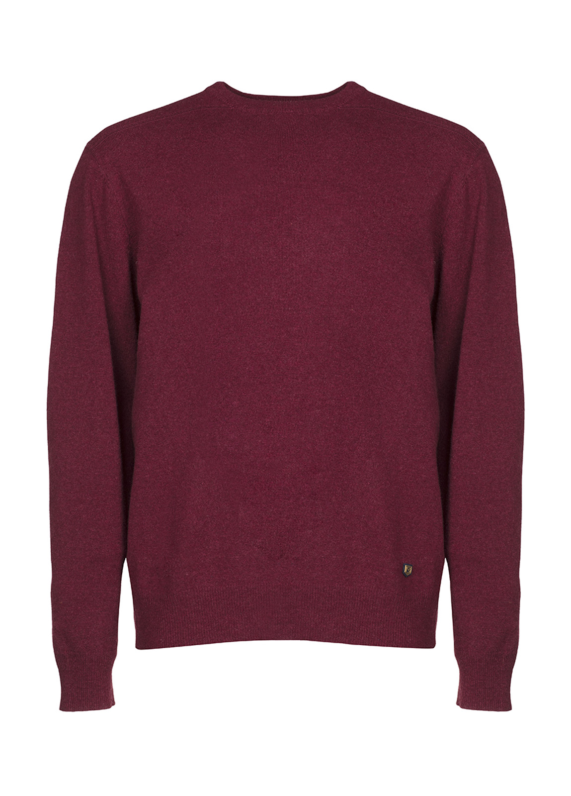 Maguire Men's Sweater - Malbec
