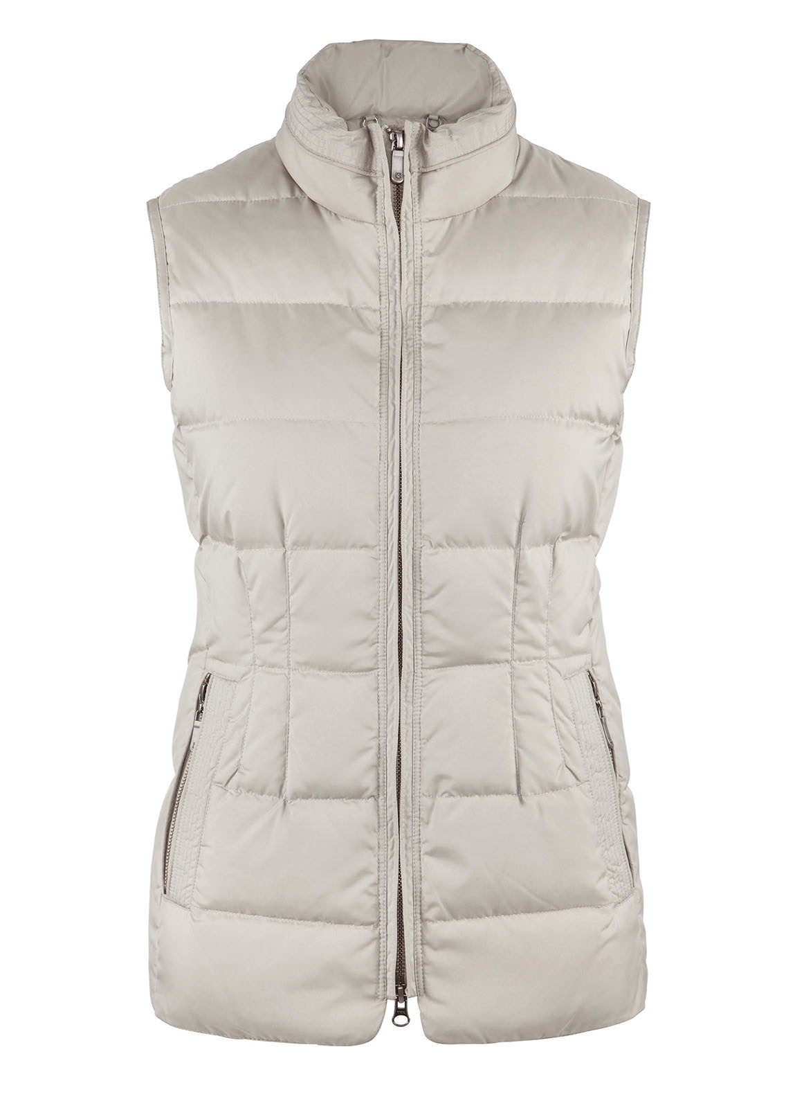 Dubarry_Spiddal Quilted Gilet - Shale_Image_2