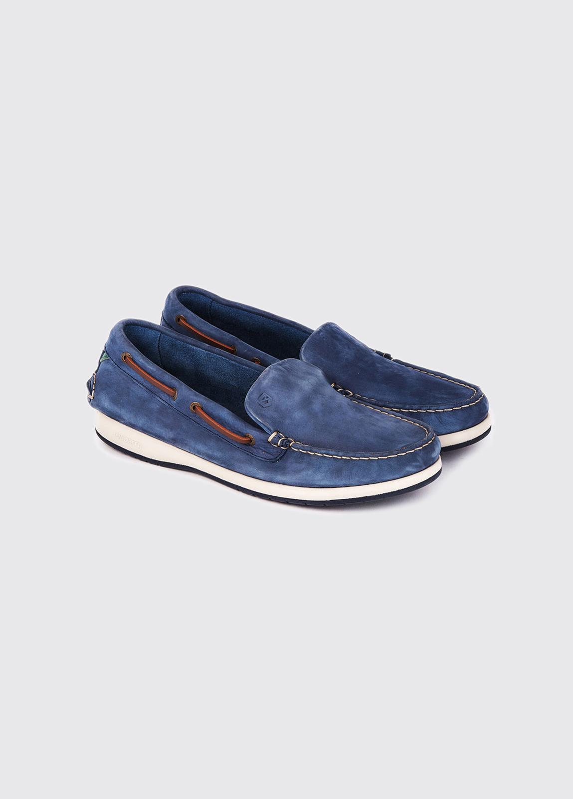 Marco XLT Deck Shoe - Denim